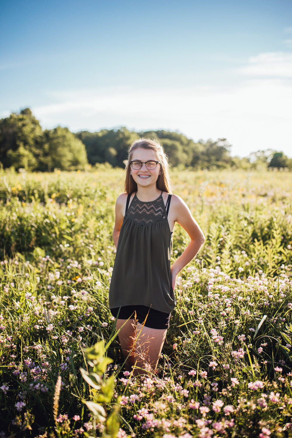 Mukwonago Milwaukee Senior Session