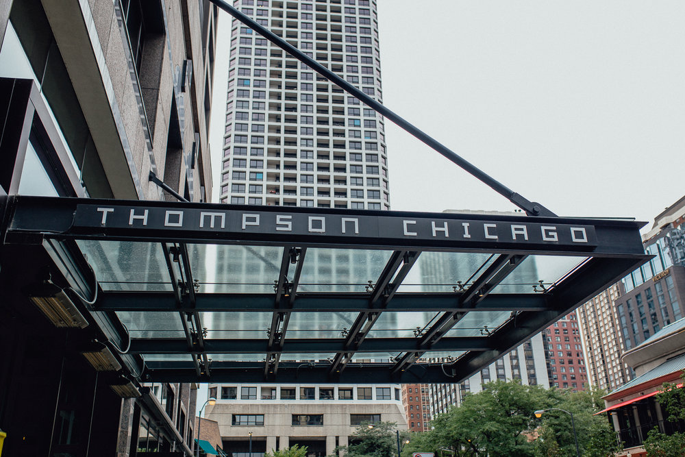 Modern Gay Chicago Wedding Elopement  - Emerald Tide Photography - Thompson Chicago