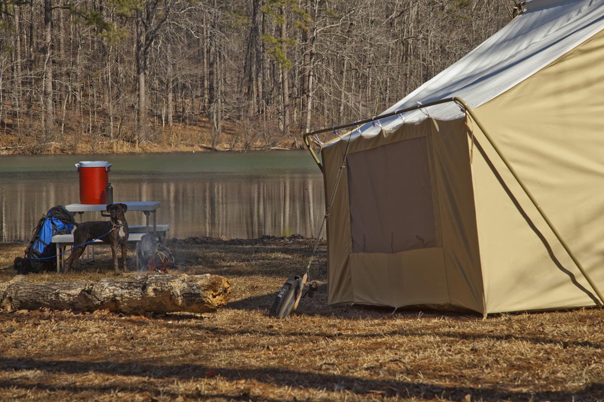 Blog & Care of Your Canvas Tent u2014 Trek Tents
