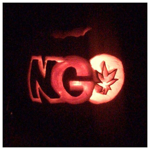 Happy halloweed from all of us at the New Growth Organics family. #newgrowthorganics #newgrowth #NGO #happyhalloweed #happyhalloween #pumpkin #halloween2017 #jackolantern #werewolfbarmitzvah #spookyscary #californiacannabis #caliweed #smokegood #cannabis #marijuana