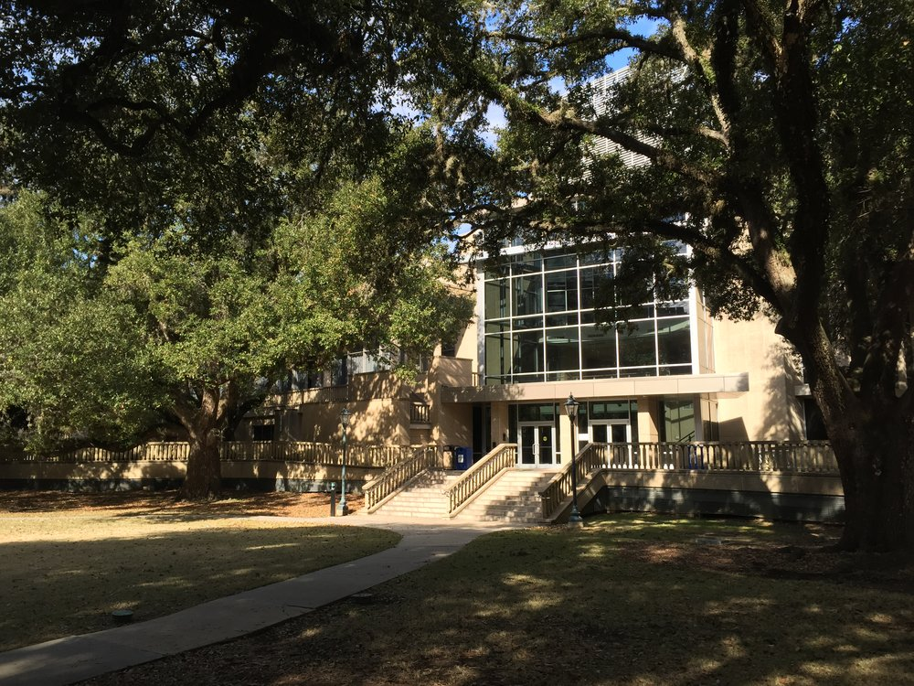 LSU Student Union Addition
