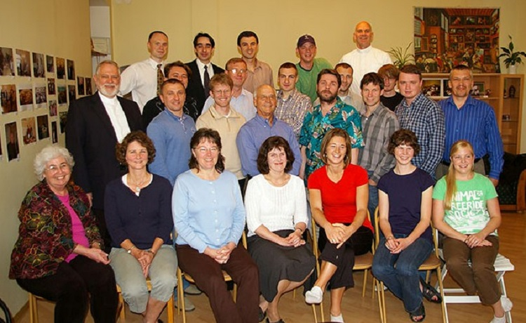 Summer Intensive Course with Doctor James Jordan. Our special guests: Mike and Bettye Forster and American students. June 2008.