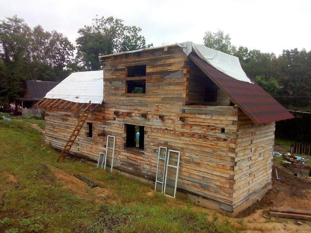 Summer 2018 - Progress on building church