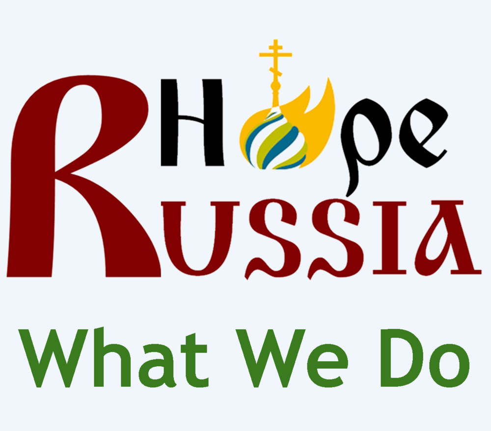 HopeRussia began 29 years ago as the church plantingministry of Blake and Cathy Purcell. -