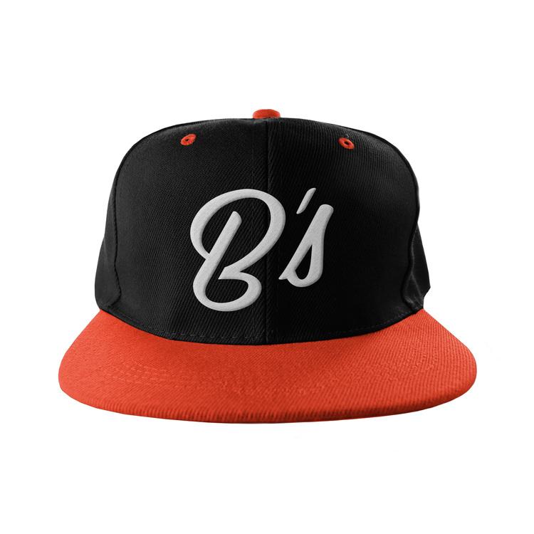 B s Snapback Hat — Hattie B s 1355369f929