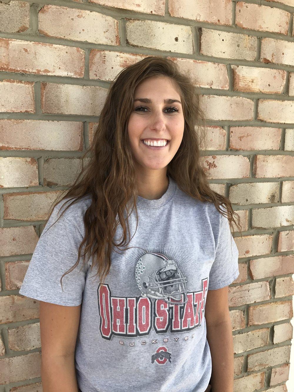 Courtney Birkhimer The Ohio State University