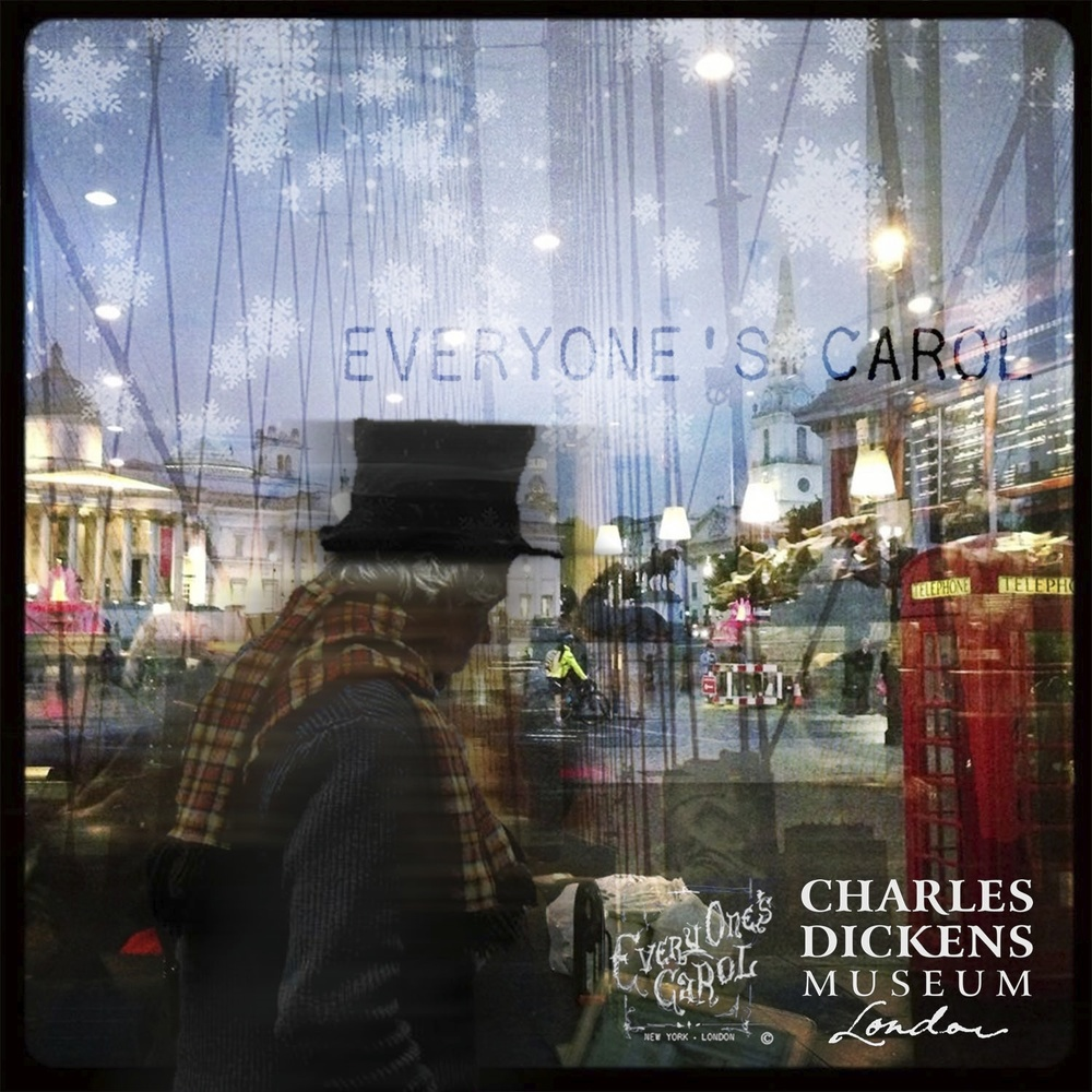 Everyone's Carol... a global production of Charles Dickens much beloved classic...