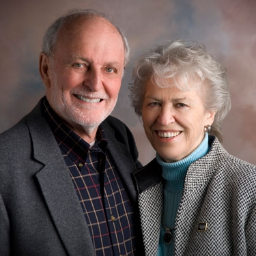 Rev. Dr. Stuart Briscoe and Jill Briscoe, T  elling the Truth Bible Teaching Ministry • Waukesha, WI