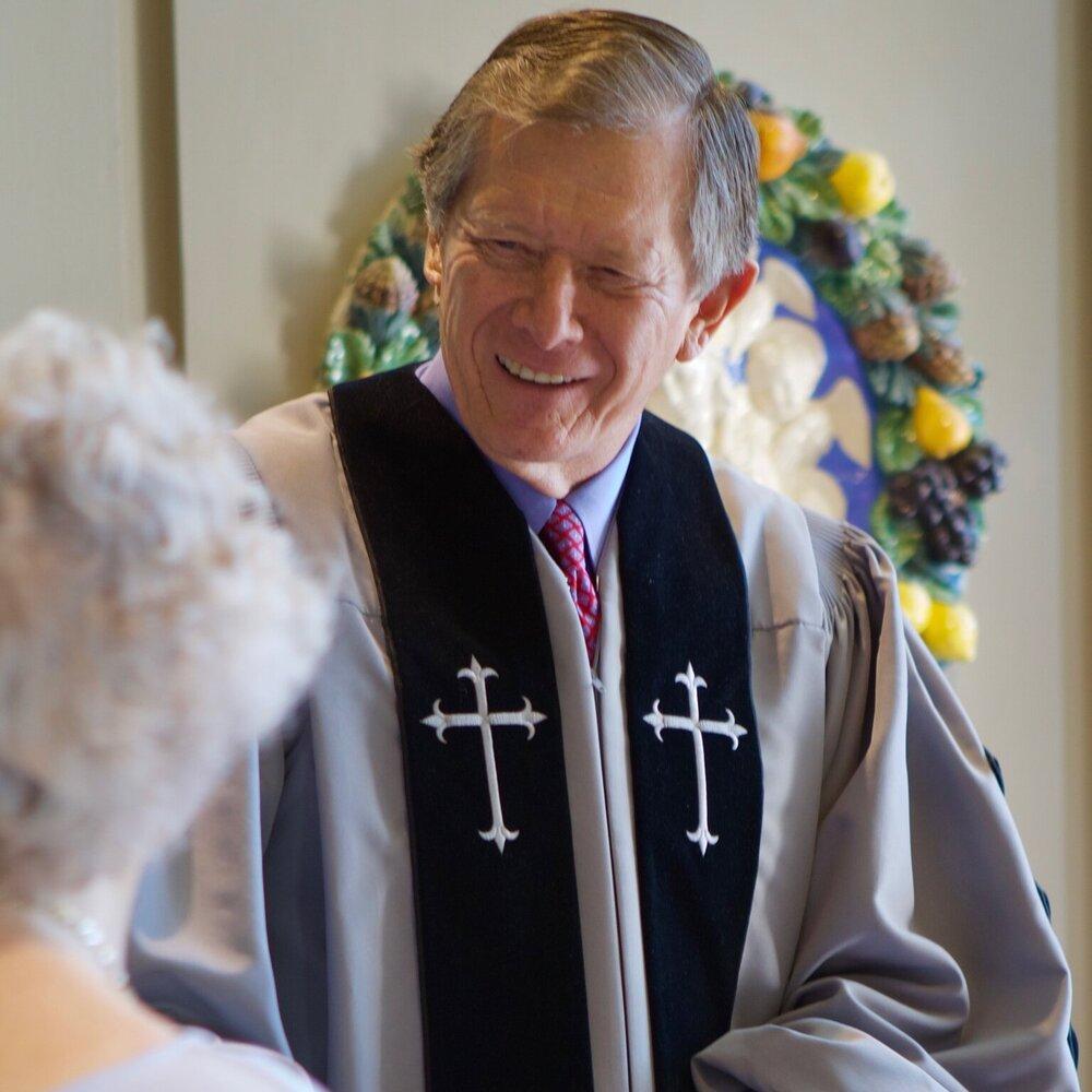 Chaplain In Residence   Rev. Dr. Bob Henley