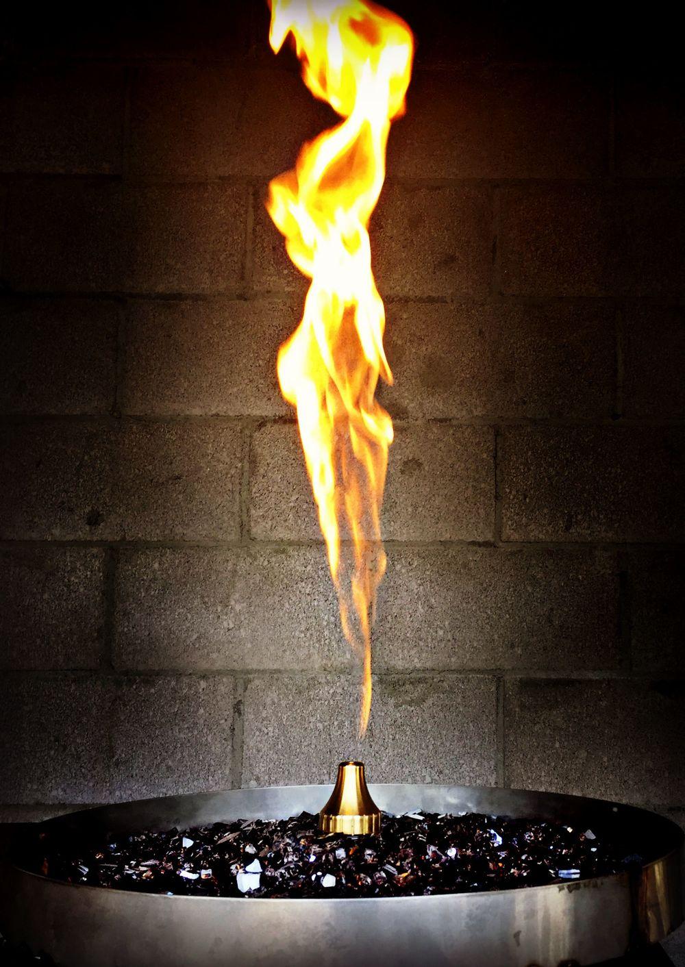new copper tiki torches