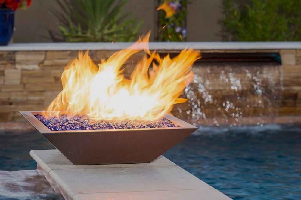FIRE POTS -