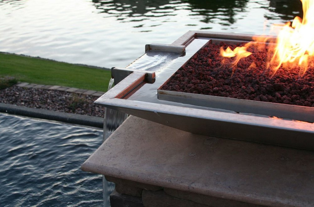 ORIGINAL LIP (MANUAL) - WATER & FIRE BOWLS
