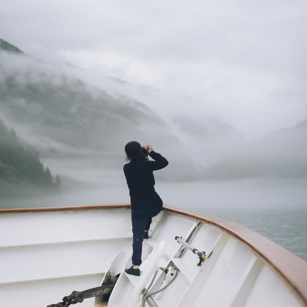 THE MODERN DAY EXPLORER 3 Ways to Explore Southeast Alaska