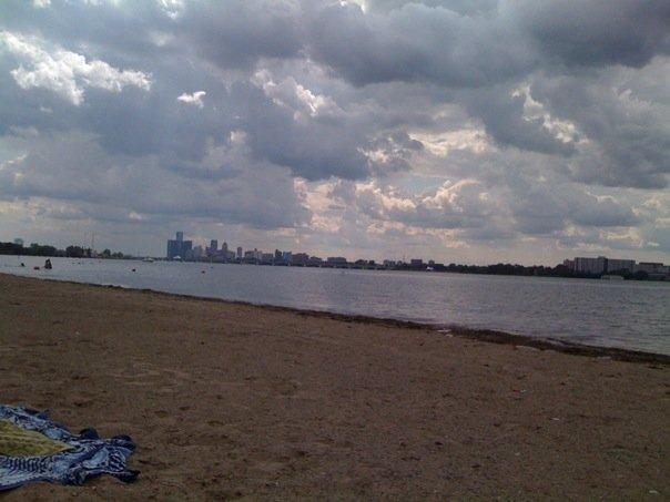 BI beach