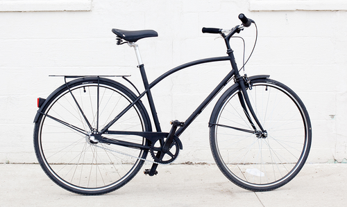 Detroit Bikes A-Type - $650 (Reg. $700) - Made in Detroit! Chromoly steel frame. 3 sp. internal hub with a coaster brake.