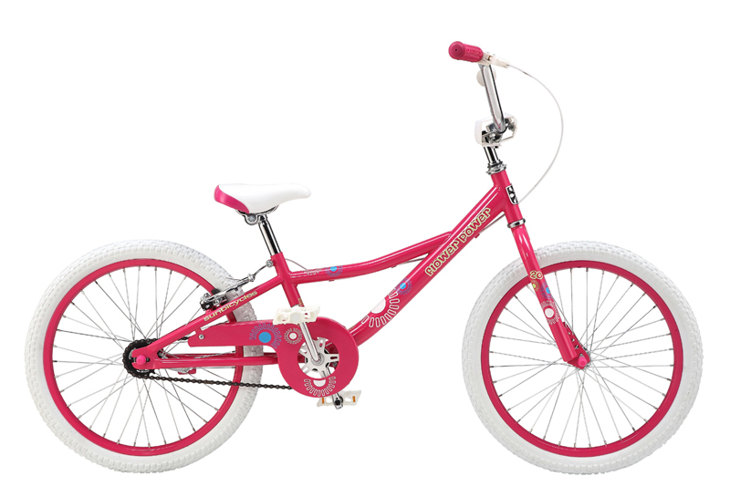 "Sun Flower Power single speed 20"" Pink $189"