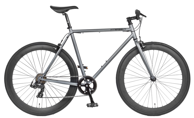 Origin 8 Intersekt 7-speed 48cm, 52cm, 54cm, 56cm Matte Grey $400