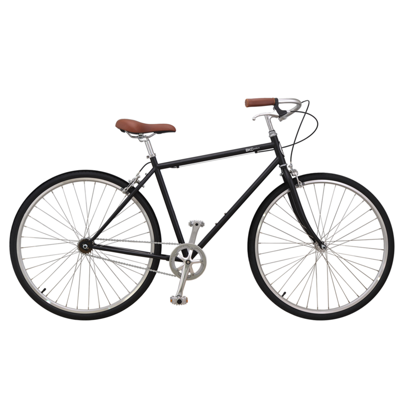 Brooklyn Bicycle Co. Bedford single-speed MD Matte Black $349