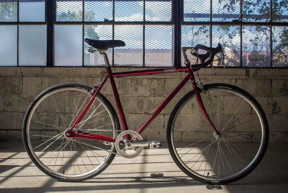 Detroit Bikes C-Type SM Red WAS $600, NOW $450