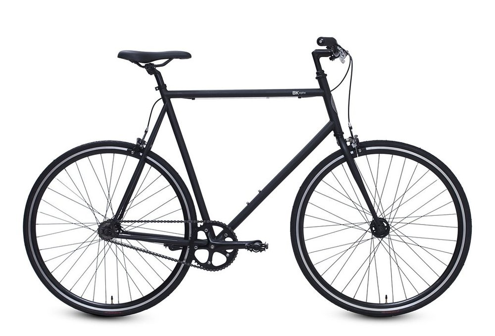 Brooklyn Bicycle Co. Wythe Fixie MD Blk, LG Blk $500