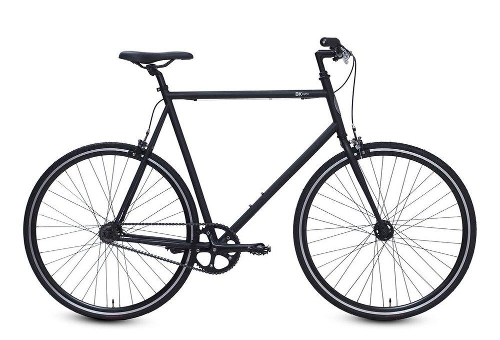 Brooklyn Bicycle Co. Wythe XL Raw $500