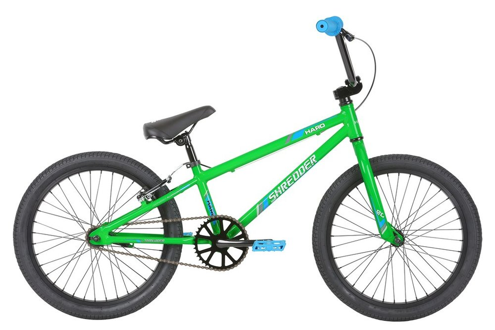 "2019 Haro Shredder 20"" Gloss Bad Apple $220"