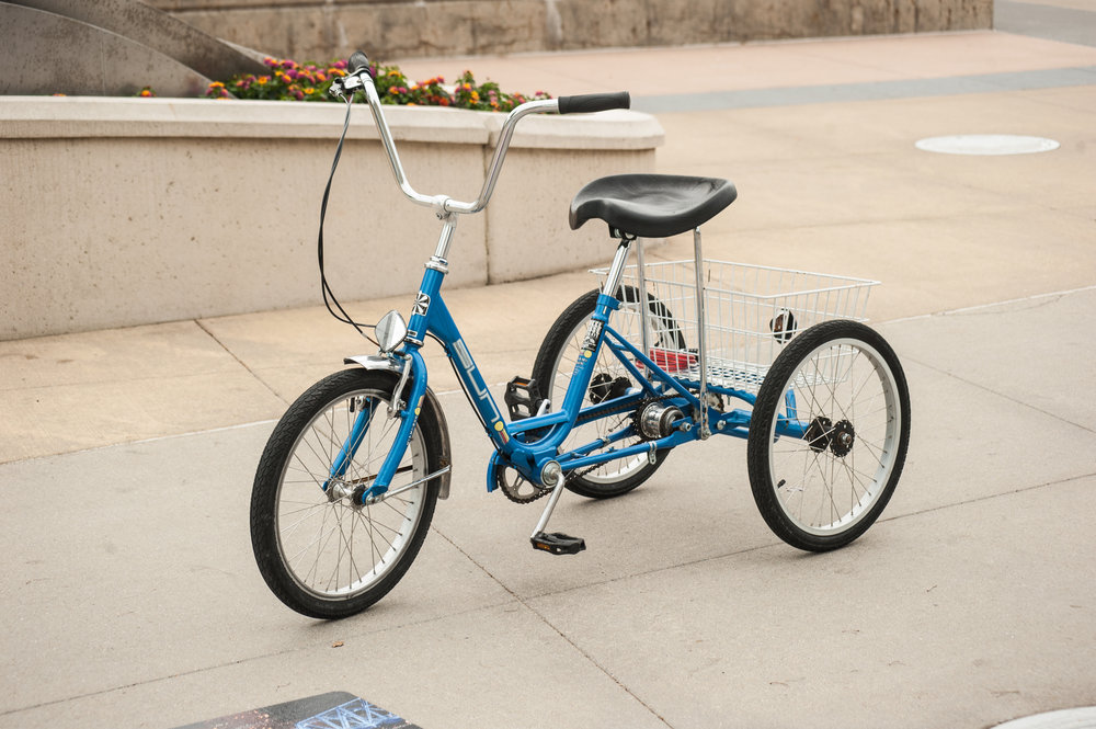 Tricycle -