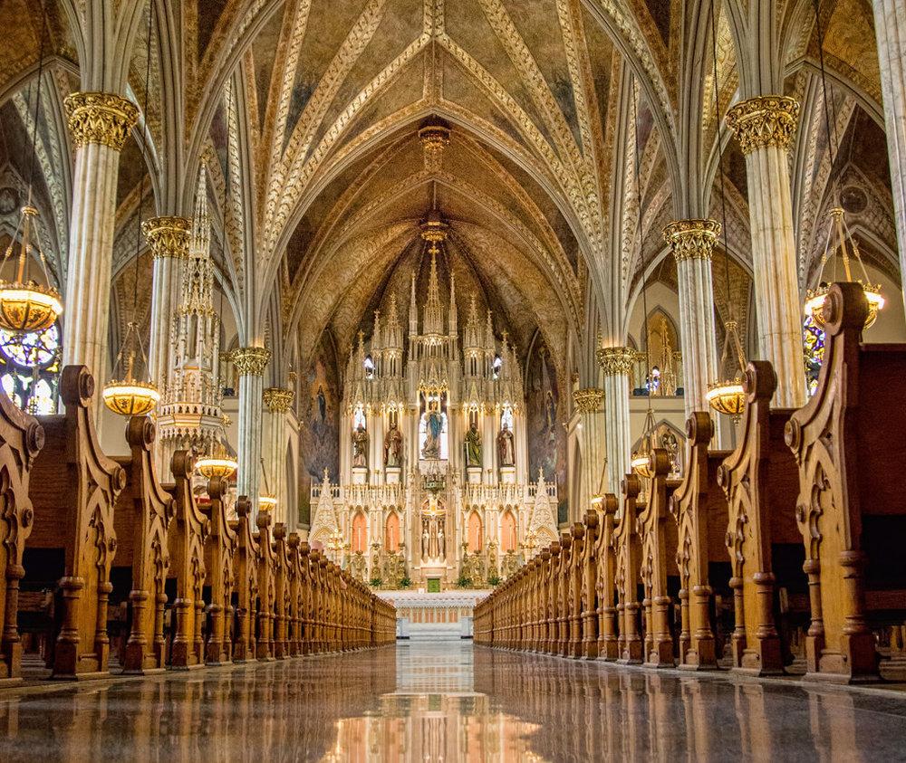 Churches of Poletown -