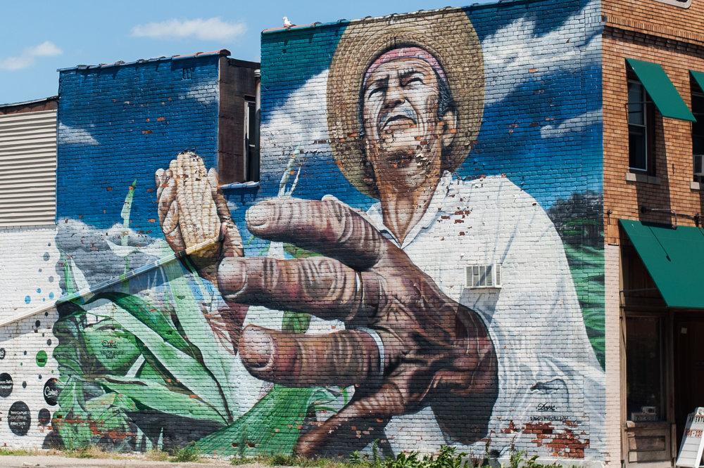 Murals of Southwest Detroit -