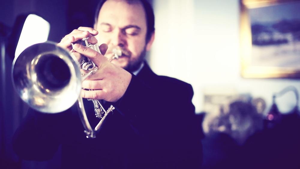 Tore Bråthen // Love Exit Orchestra // Foto av iTent