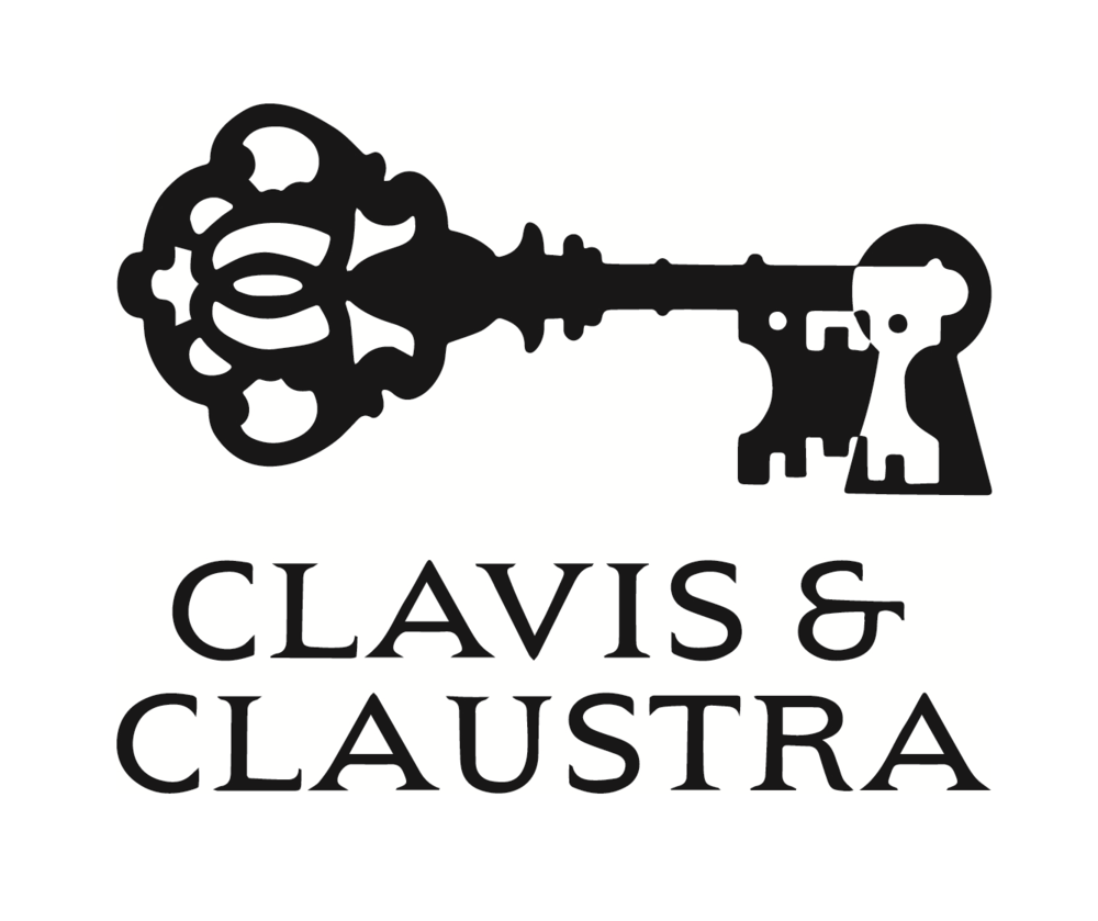 Clavis & Claustra logo with white border.png