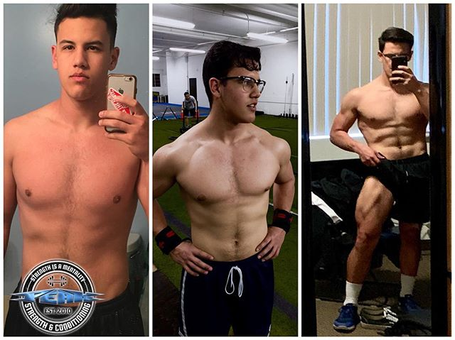 Transformation update on @liljuicev ! Is this even the same coach you remember at Peak?! This just goes to show progress takes time, being consistent and dedicated will get you where you want to be. Keep it up Vince, hope you are killing it in school the same way you are killing it in the gym! . . #transformationtuesday #peakstrengthandconditioning #stayloyaltothegrind #scienceisstronger #strengthisamentality #watchoutwannabecoaches #wewenttoschoolforthis #uspa #powerlifting #usaw #weightlifting #crosstraining #sports #performance #fitness #fitnessmotivation #fitspo #fitspiration #fitstagram