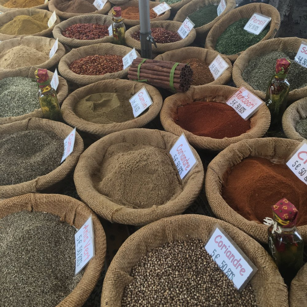 Spices heal the body