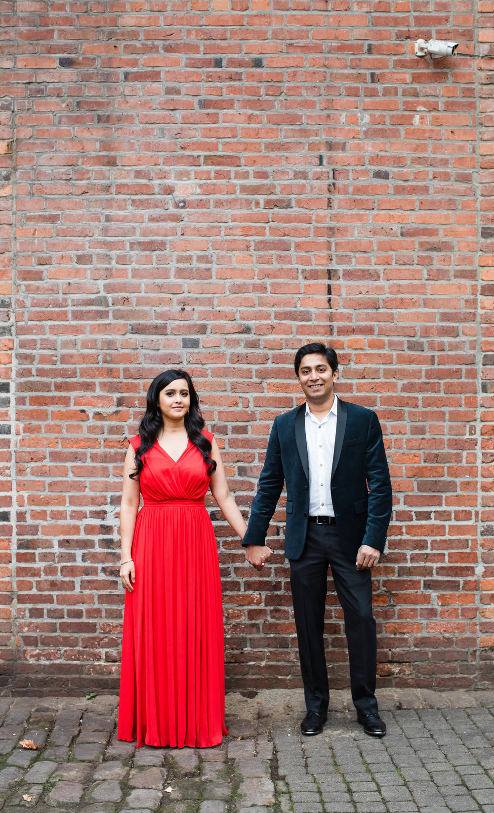 pioneer Square Engagement photos by adina preston weddings