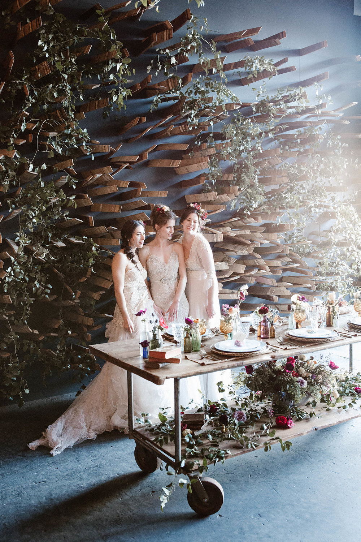 kerloo cellars event venue, i do sodo wedding event - kerloo cellars, sodo, seattle