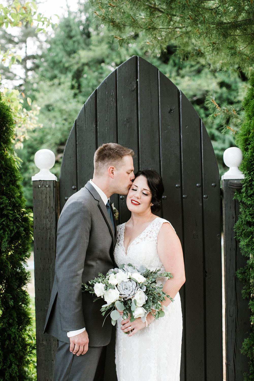 wedding photographers in seattle - green gates at flowing lake wedding in snohomish by seattle wedding photographer adina preston