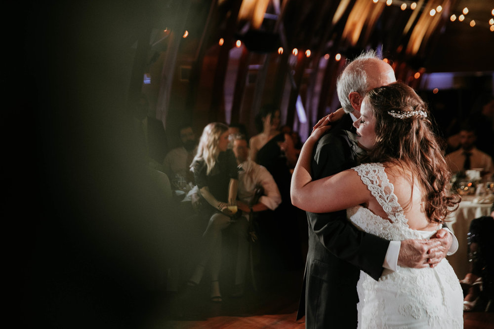 Tears and laughter, that's what gives substance to a photograph. There are moments that you will never be able to get back or experience again at that emotional level. Like this one here - a father-daughter dance is always a winner!