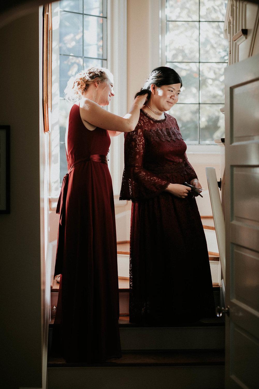 Fairmont Olympic Hotel Wedding Photos by Adina Preston Photography