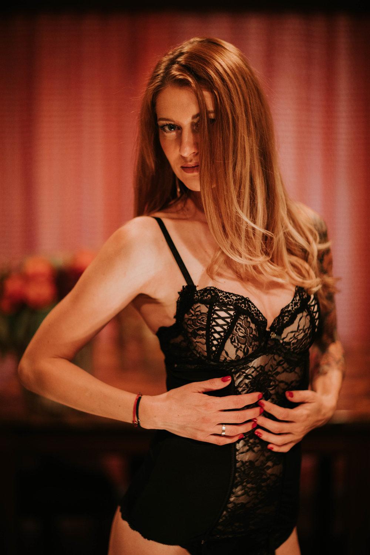 Beautiful Girl boudoir session in Seattle with Adina Preston Weddings