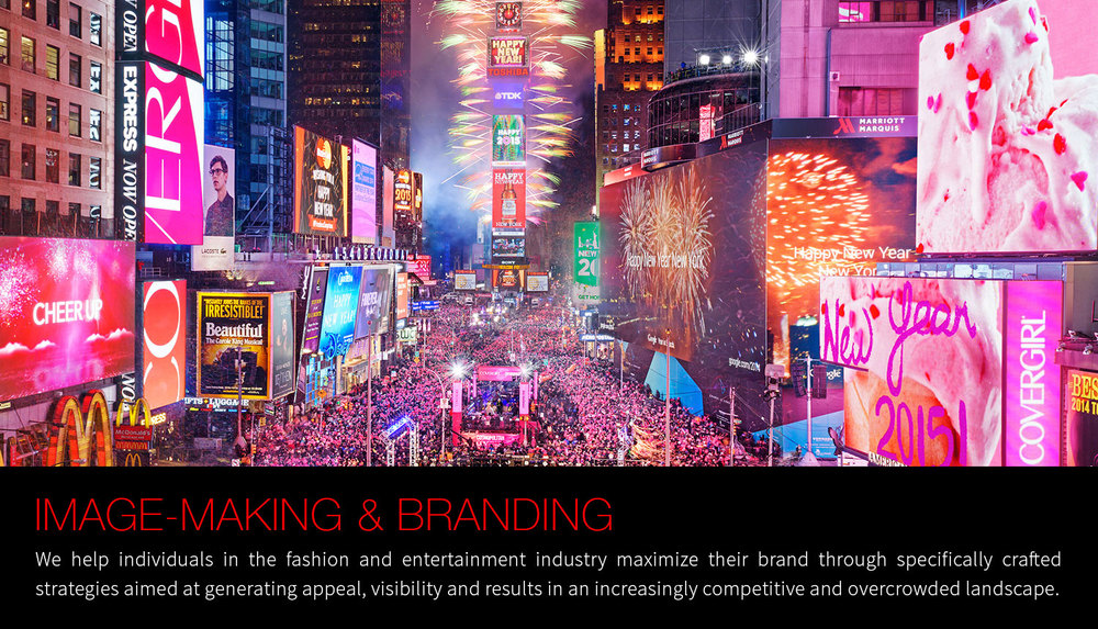 Image-Making & Branding