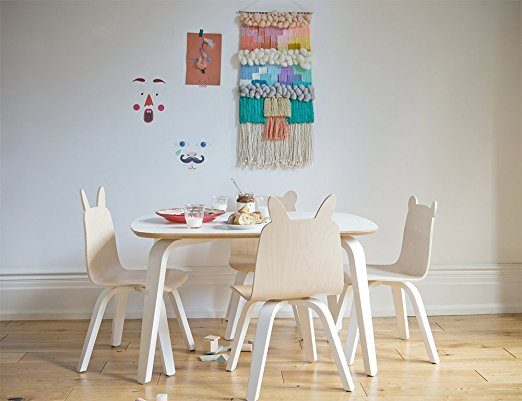 OUEF :: PLAY TABLE + CHAIRS