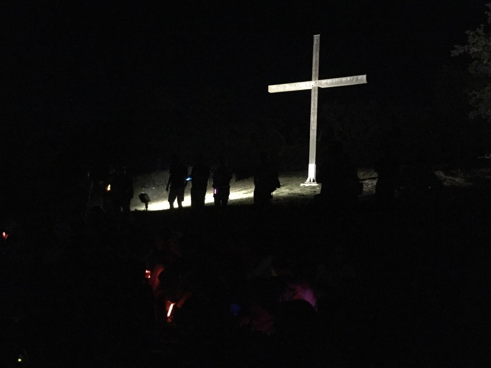 Worship at Kelly Cross