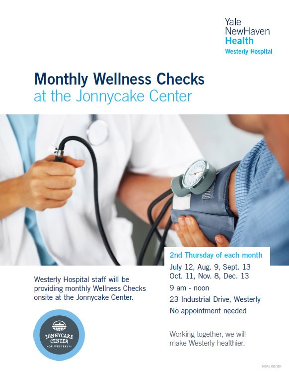 johnnycake center wellness check.JPG