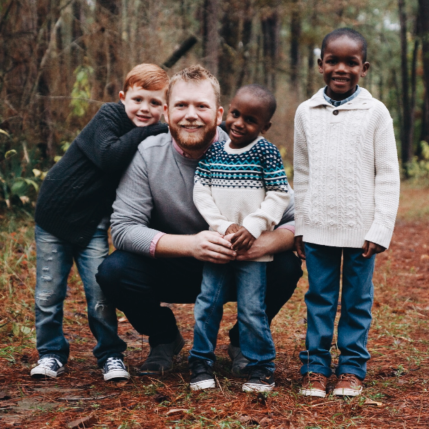 PODCAST WITH FOSTER CARE & ADOPTIVE FATHER, RANDY DOLEMAN