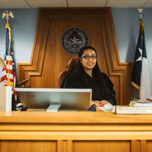 PODCAST WITH FOSTER CARE JUDGE,      JUDGE MARTINEZ JONES