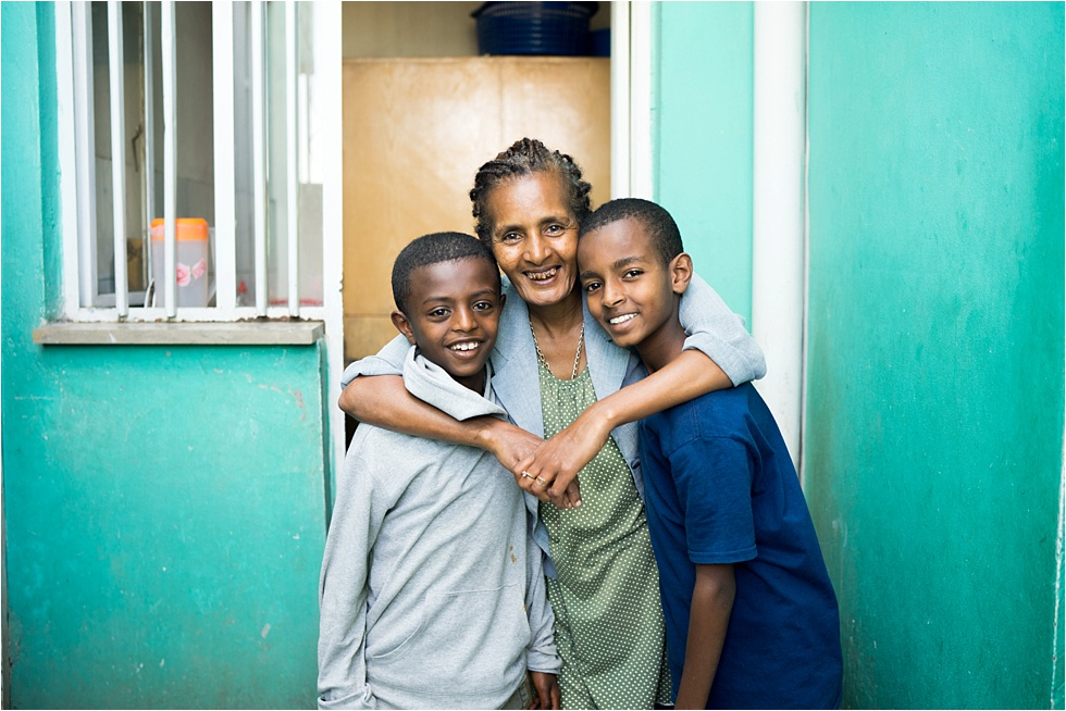 Selamta Family Project - Selamta restores family, dignity, and hope to vulnerable children and families in Ethiopia with the belief that every child deserves to grow up in a loving, stable family. Ethiopia.