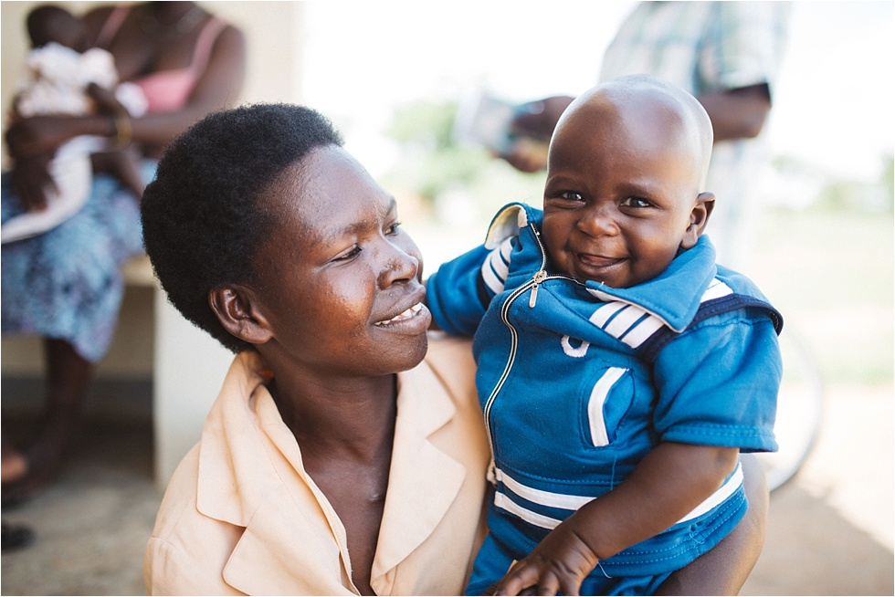 LOVE MERCY - Seeking to empower communities in Northern Uganda to overcome poverty after decades of civil war.  Uganda.
