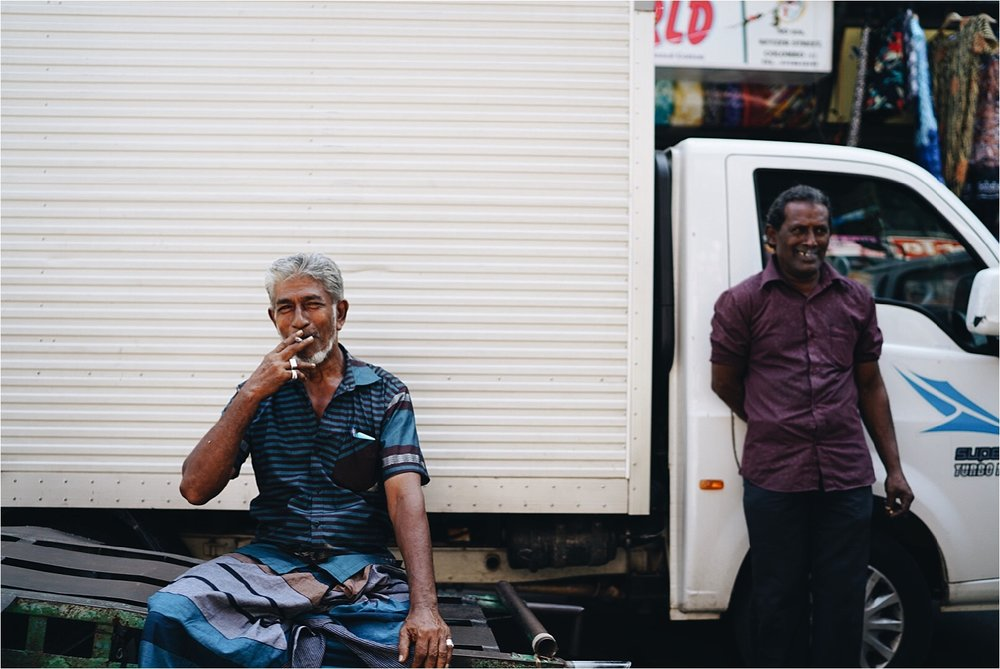 Welcome to Sri Lanka -