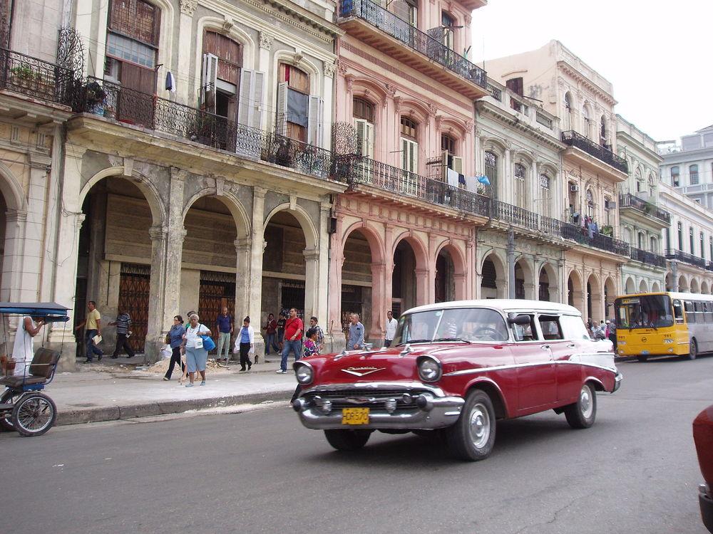 Gamlebyen i Havanna. Foto: Glidemax