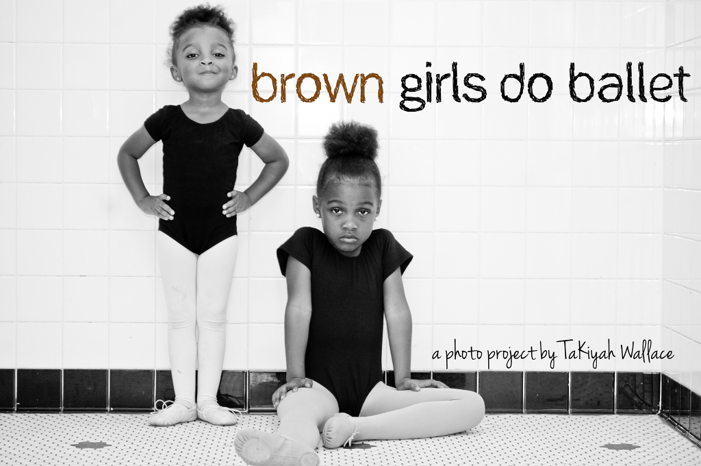 BrownGirlsDoBalet Announcement Flyer